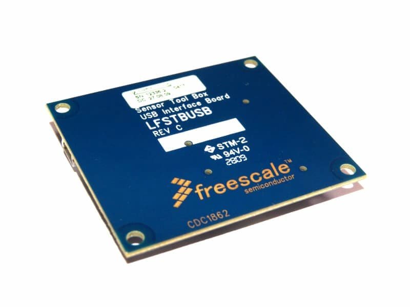 Acelerómetro digital MMA8450Q