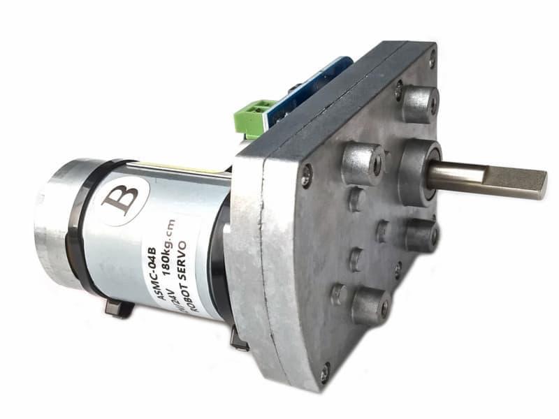 Servomotor ASMC-03B alto torque 180 Kg/cm