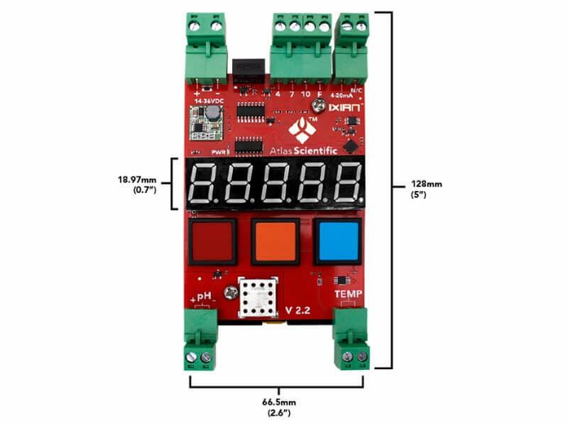 Transmisor IXIAN-pH