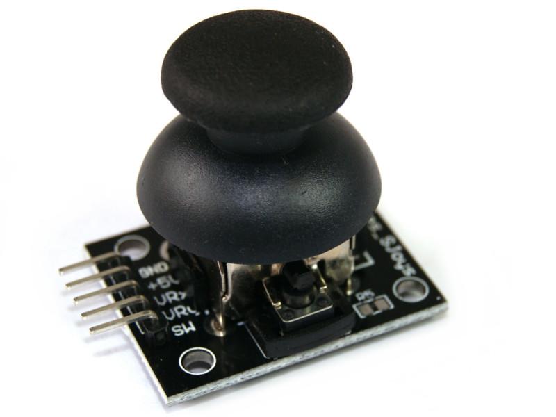 2 ejes y botón