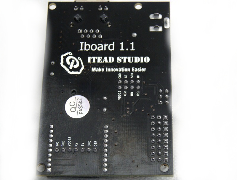 Shield W5100 compatible