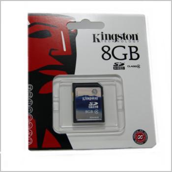 Memoria SD 8GB