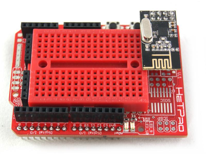 ProtoShield Arduino UNO R3