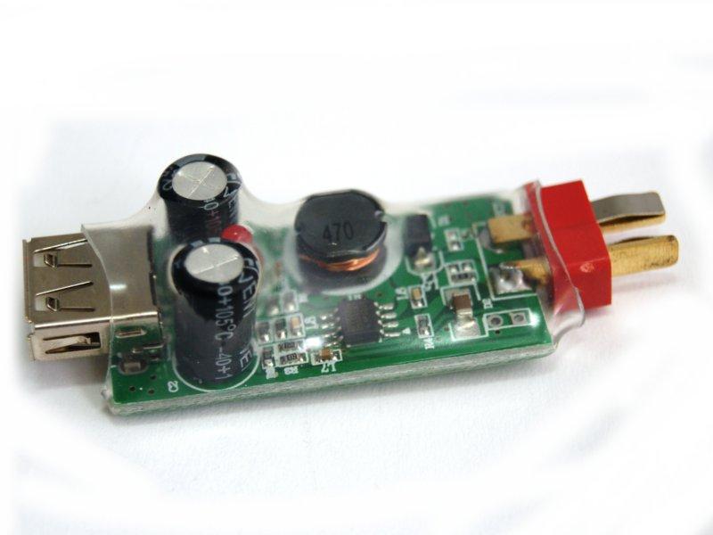 LiPo a USB 5V