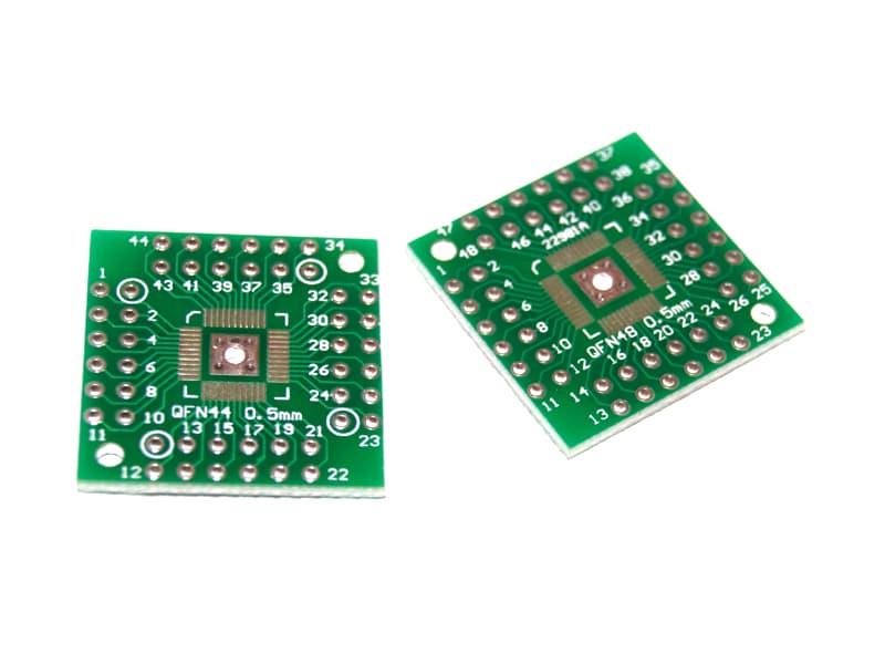 QFN48/44 QFP48/44 a DIP48/44