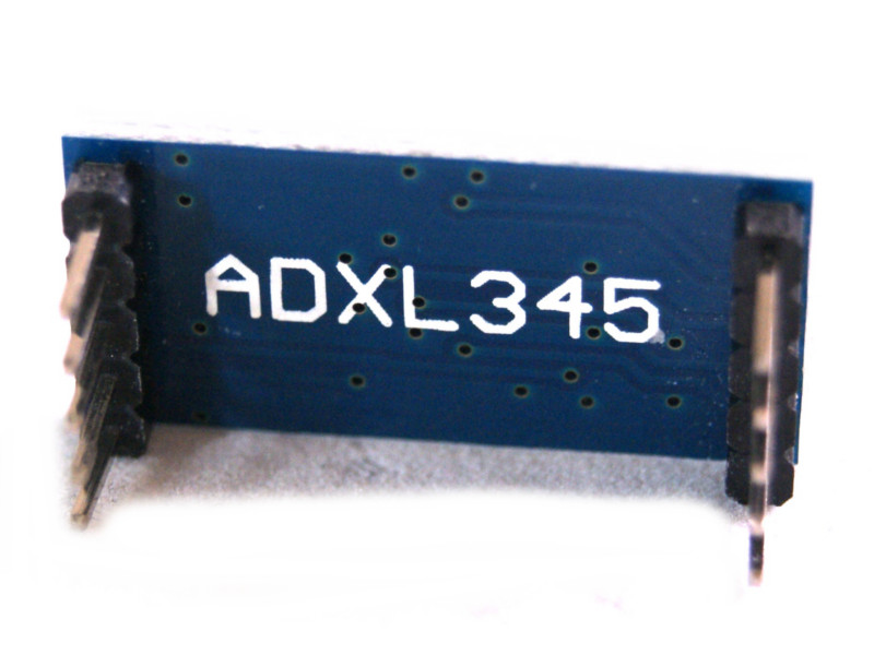 ADXL345 acelerómetro