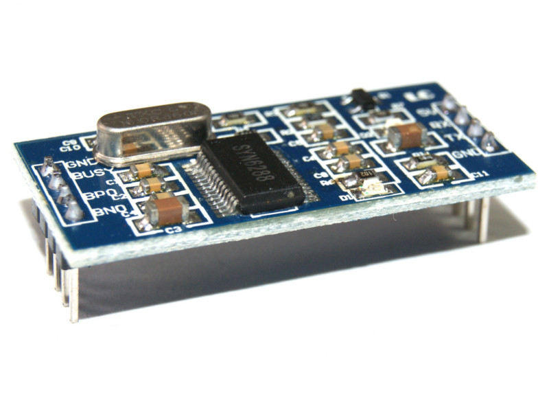 Módulo sintetizador de texto a sonido