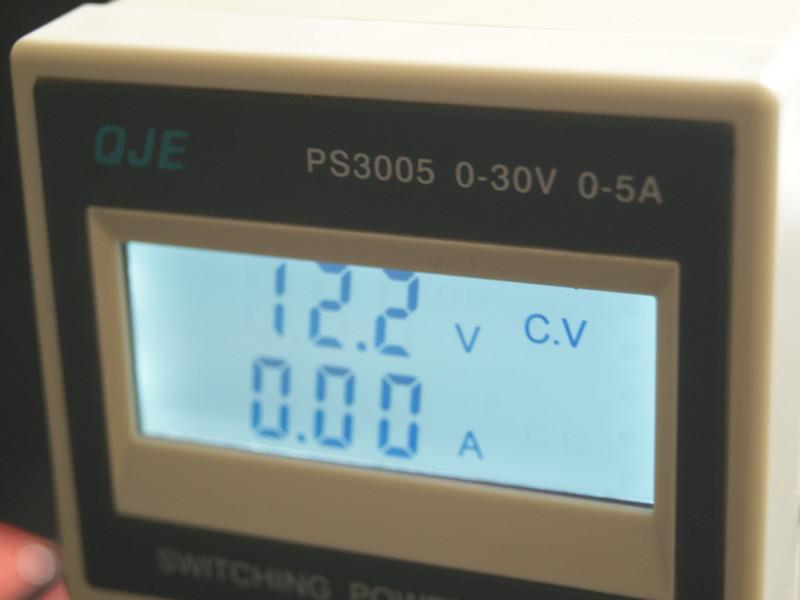 Fuente regulable de 0 a 30v 5a PS3005