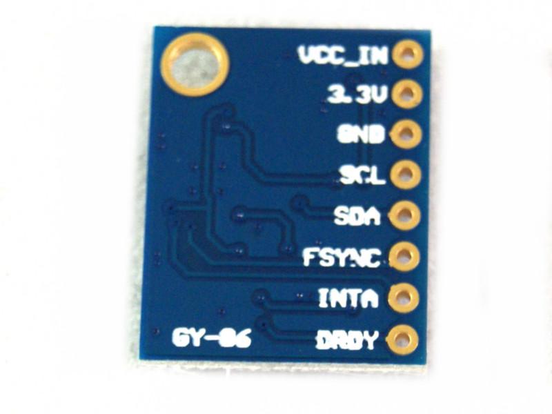 IMU GY-86 10DOF MS5611 HMC5883L MPU6050