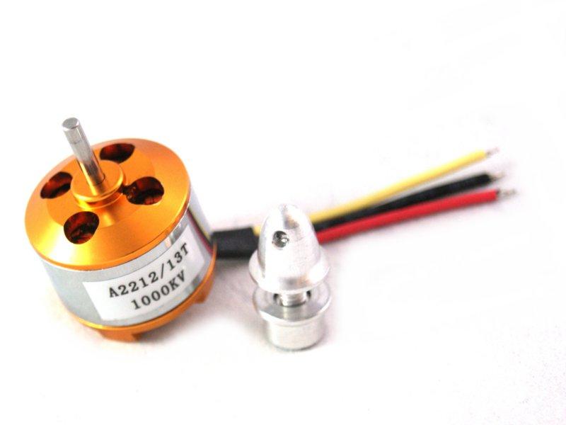 Motor Brushless A2212/13T 1000KV