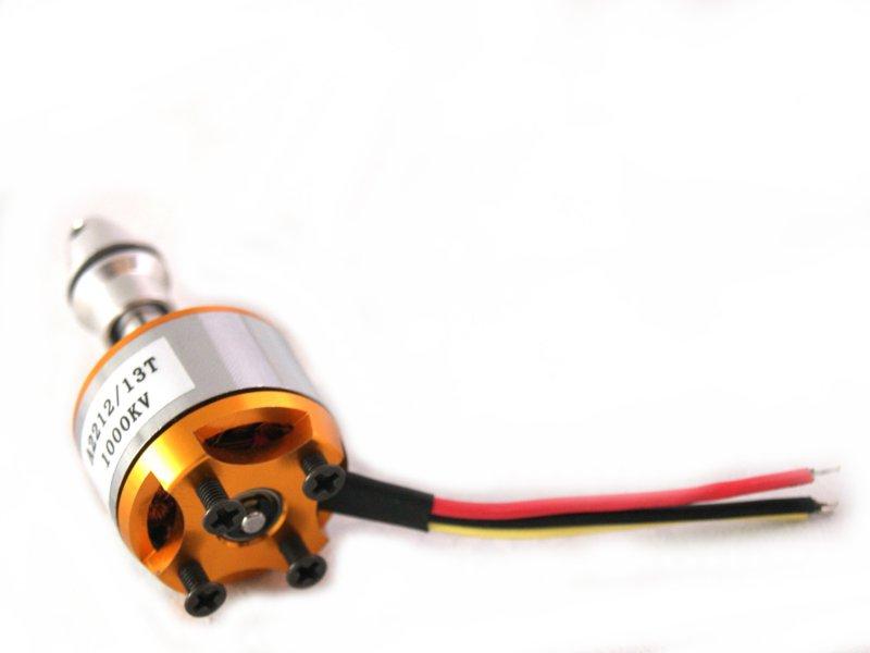 Motor Brushless A2212/13T 1000 KV