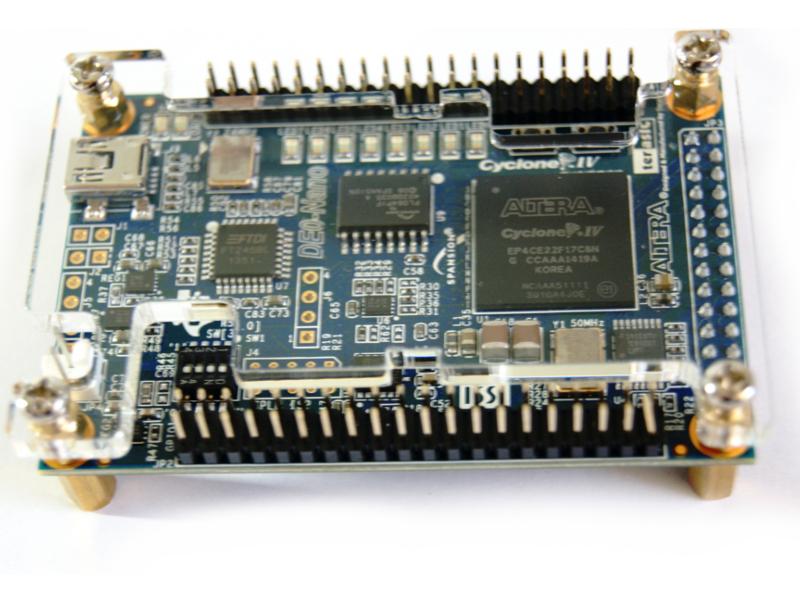 Terasic DE0-NANO Cyclon IV FPGA