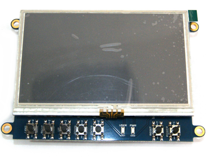 Pantalla Touch LCD