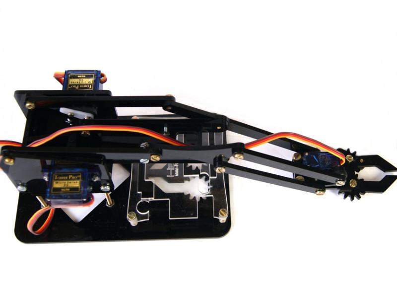 Brazo robotico MeArm HeTPro 3DOF