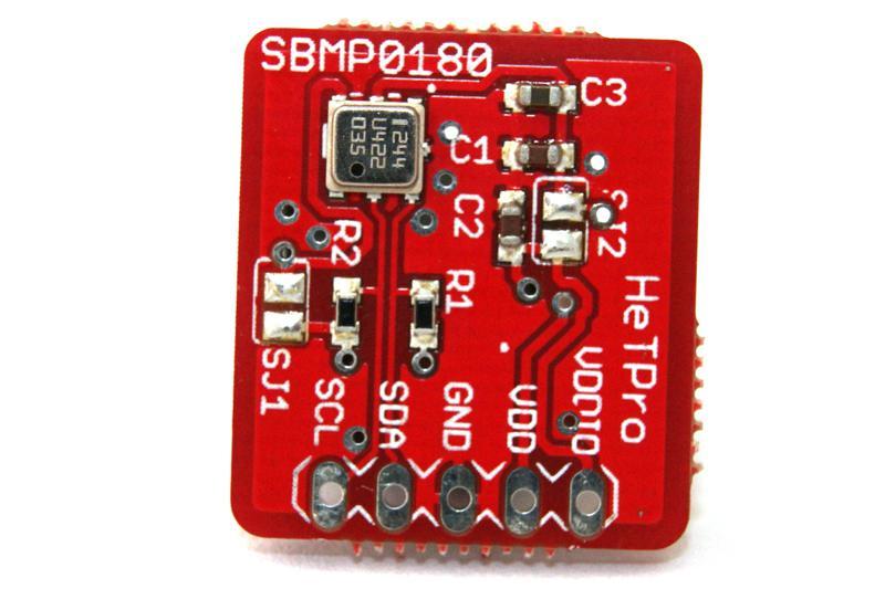 BMP180 sensor de presión barométrica