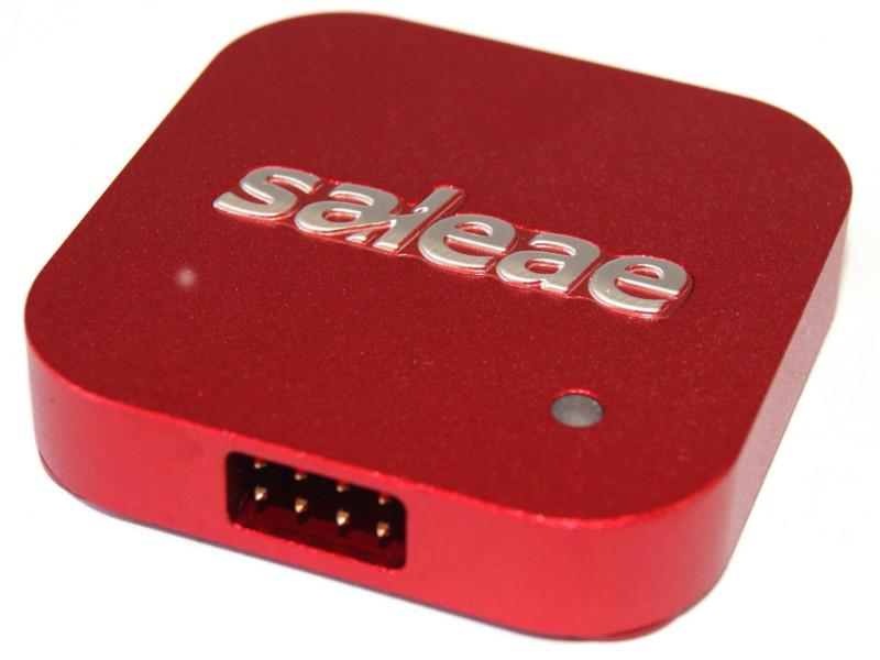 Analizador lógico Saleae 24Mhz 4CH Logic4