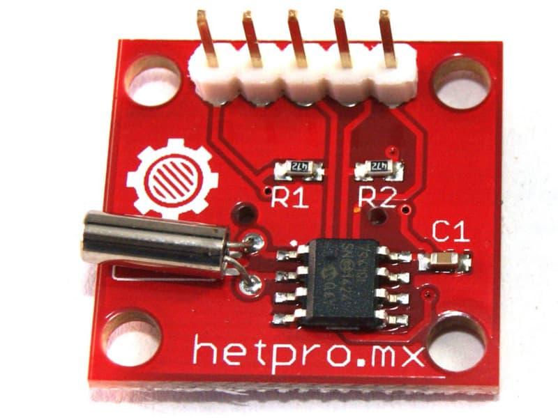 Módulo RTC MCP79410