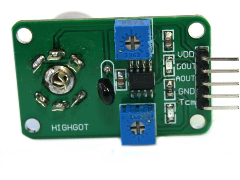 MG-811 Sensor de Dioxido de Carbono co2