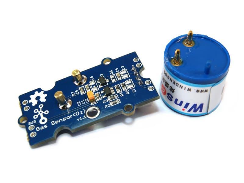 Sensor de Gas O2 101020002