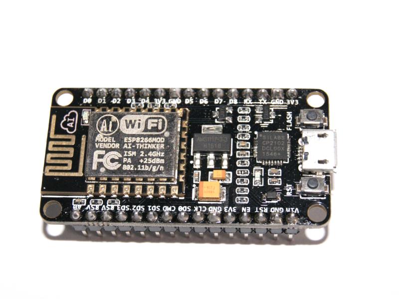 Tarjeta de desarrollo NodeMCU ESP8266 0.9