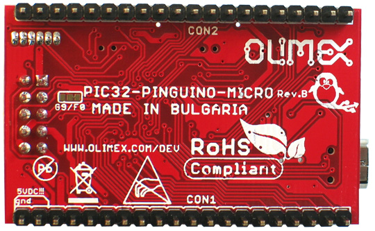 PIC32-PINGUINO-MICRO