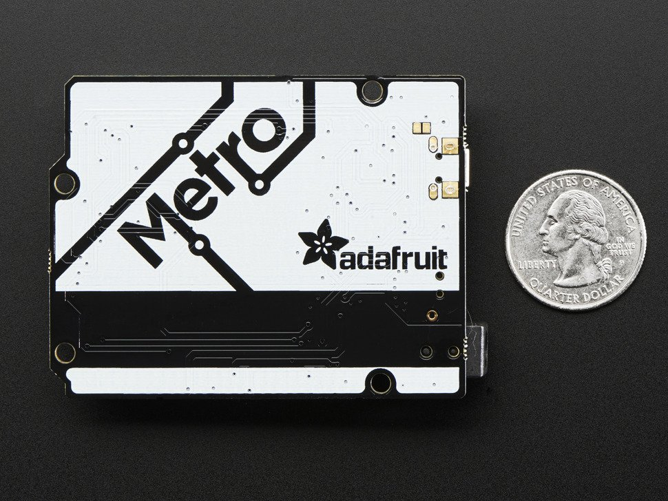 Adafruit METRO 328 con headers