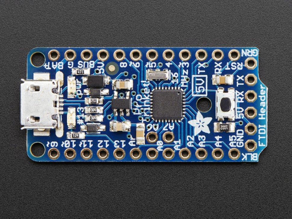 Adafruit Pro Trinket 5V-16MHz ATmega328P