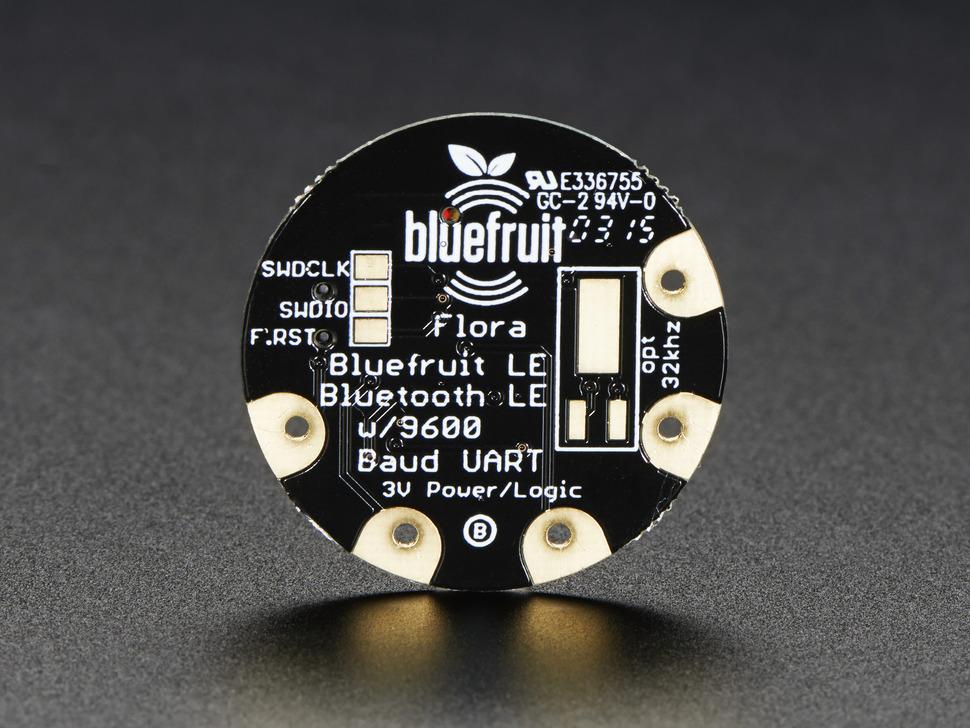 flora bluefruit