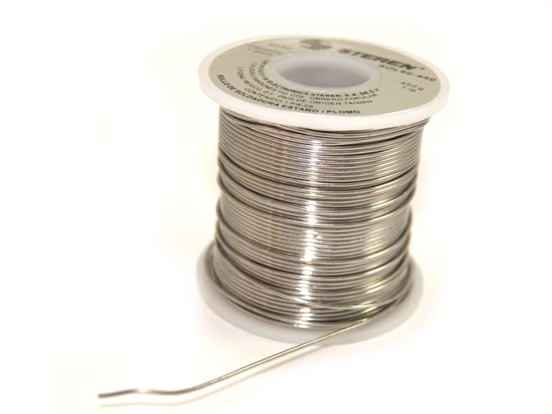 Soldadura 450g SOL60-450 aleación estaño-plomo