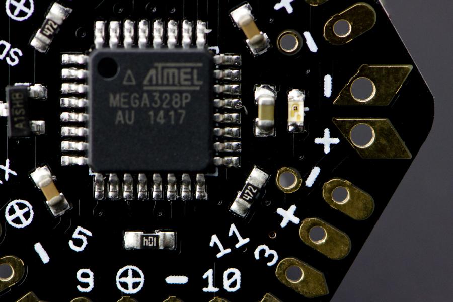μHex Controlador