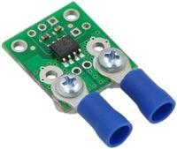 sensor de corriente con terminales soldadas