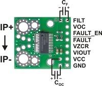 Pines de sensor de corriente