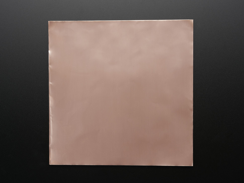 """Flex PCB Material - Pyralux - 6"""" by 6"""" Square - AC"""