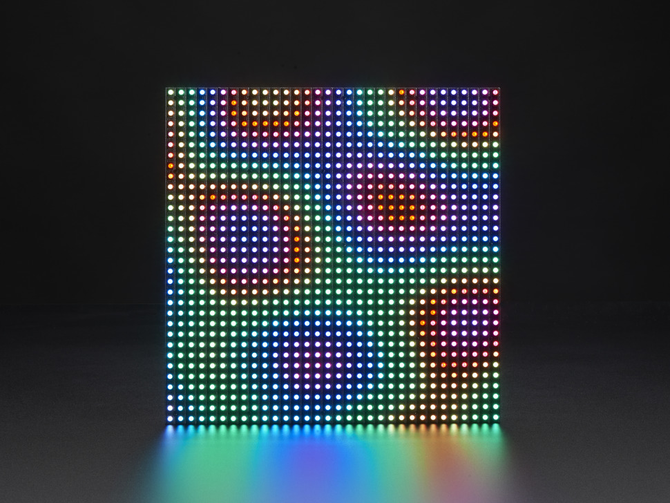 Nootropic RGB Matrix Backpack Kit for 32x32 & 16x32 Panel