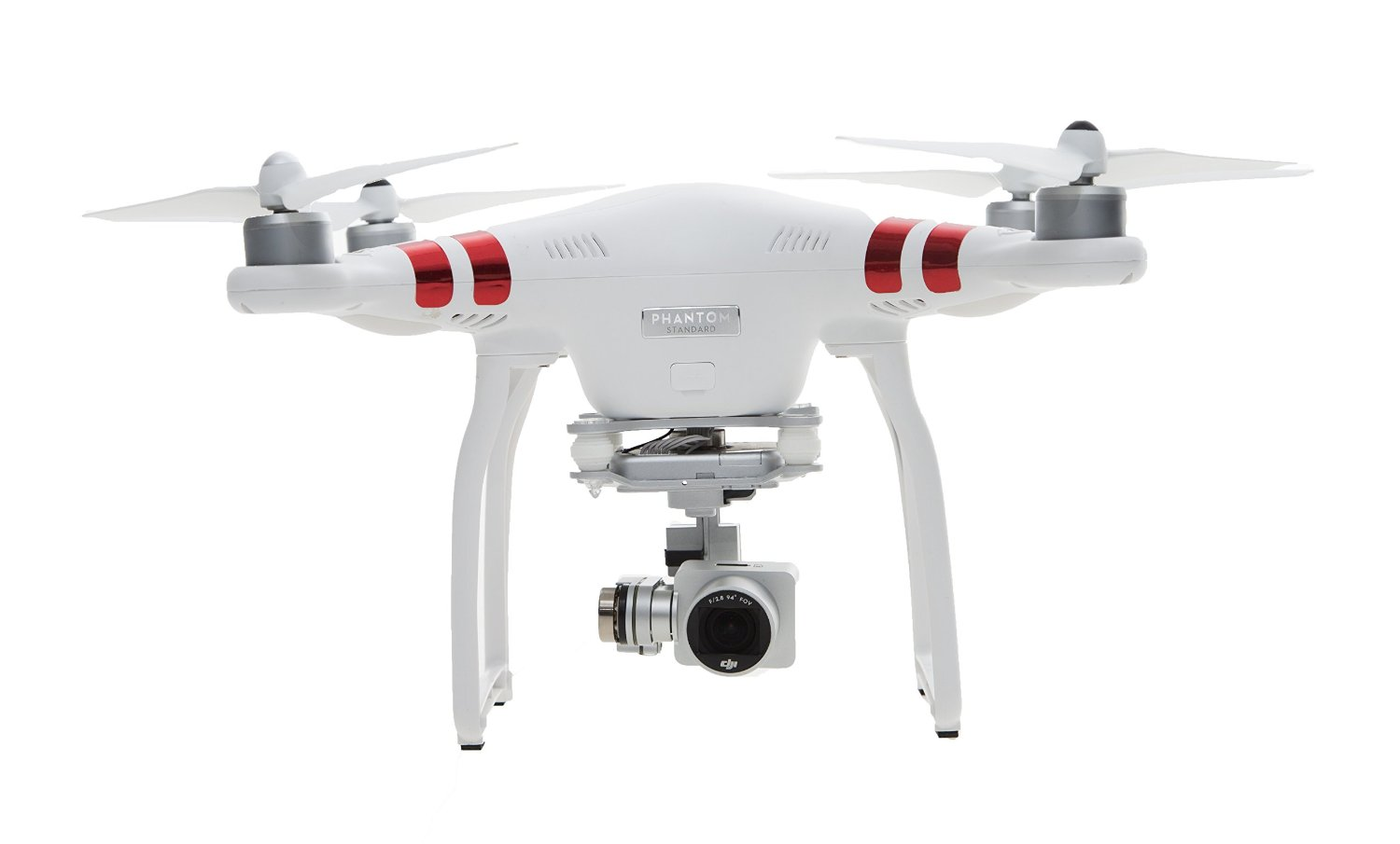 DJI Phantom 3 Standard Quadcopter Drone con 2.7K HD Video Camera