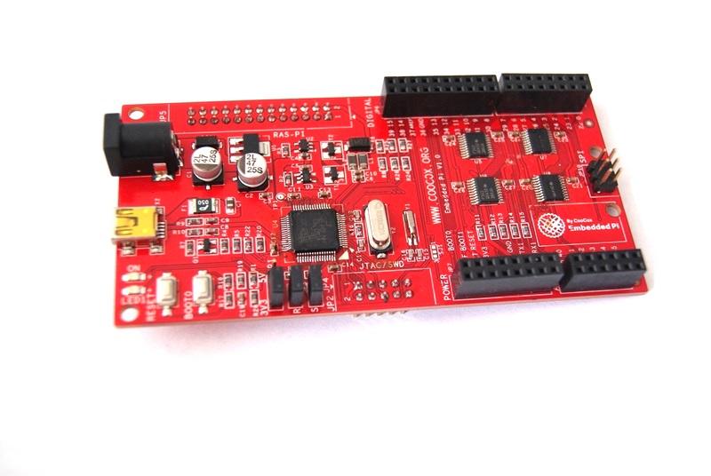 Tarjeta Embedded Pi