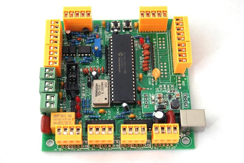 Controlador Motor CNC