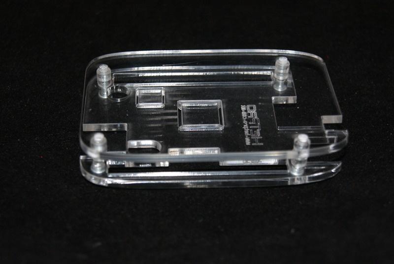 Caja para Beaglebone Black