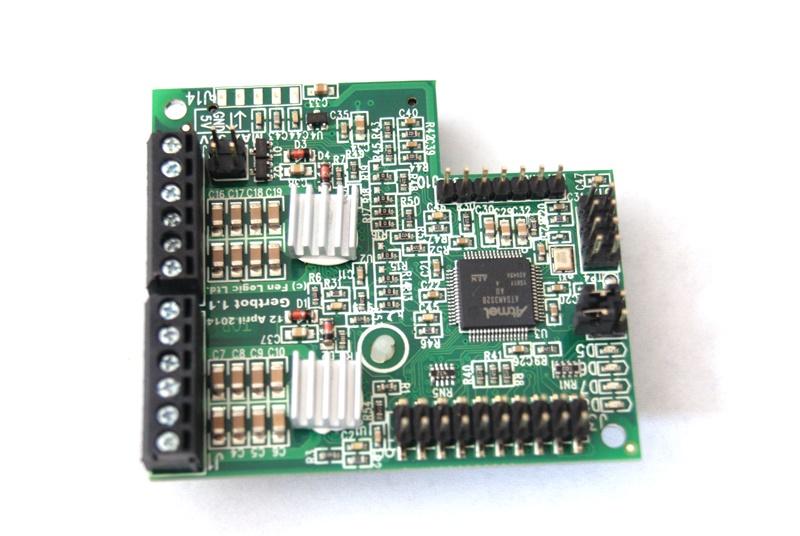 Gertbot Raspberry Pi
