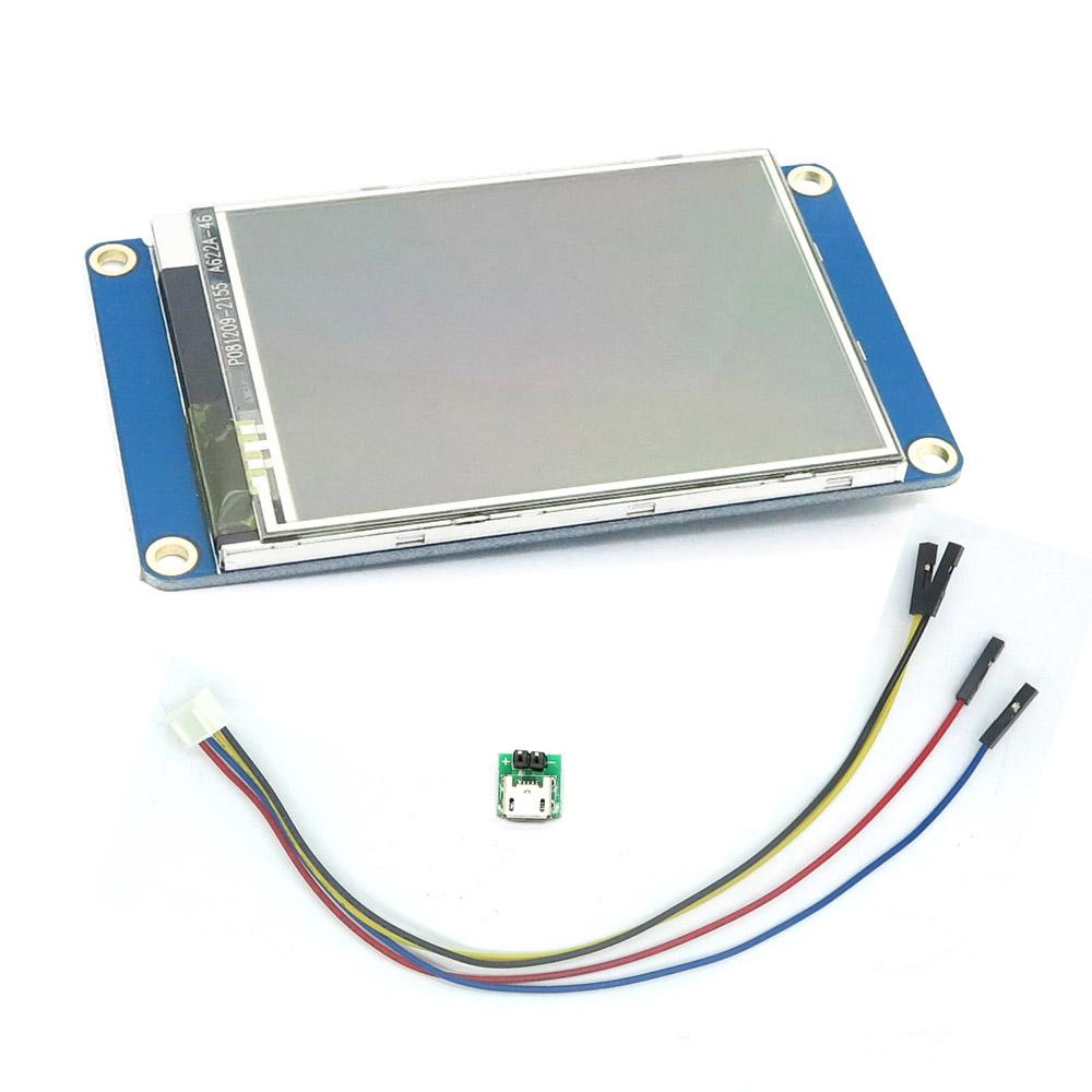 "Pantalla inteligente táctil LCD genérica 2.8"" Nextion NX3224T028"