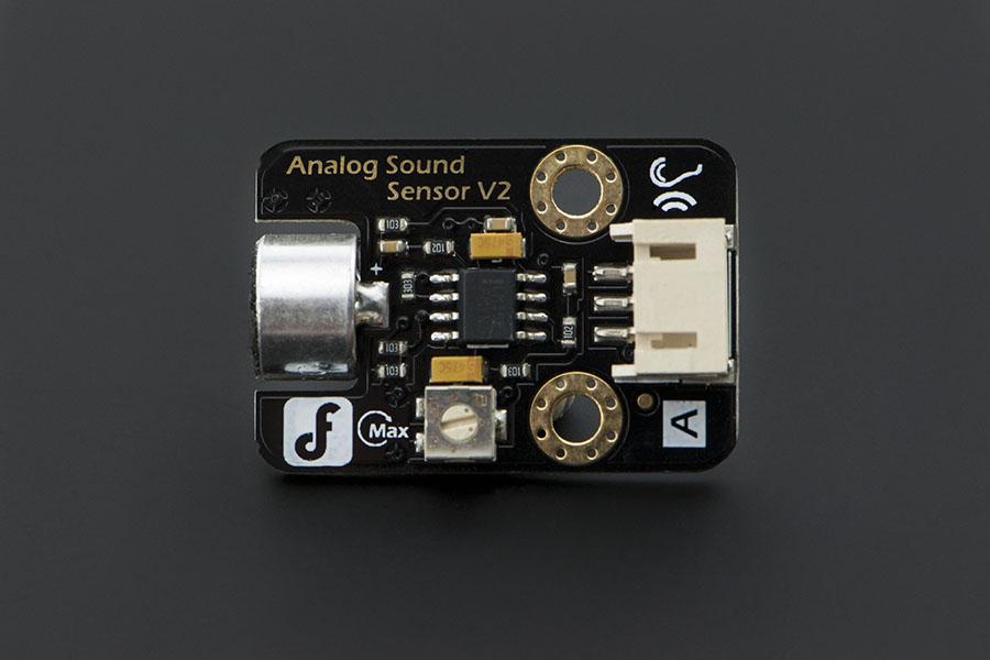Sensor de Sonido Analógico - Gravity