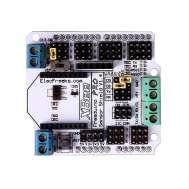 Shield expansor IO para sensores y XBee