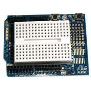 ProtoShield Arduino UNO R3 azul