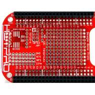 ProtoShield para BeagleBone black