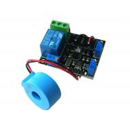 Sensor de corriente AC HWCT004 50A con relevador